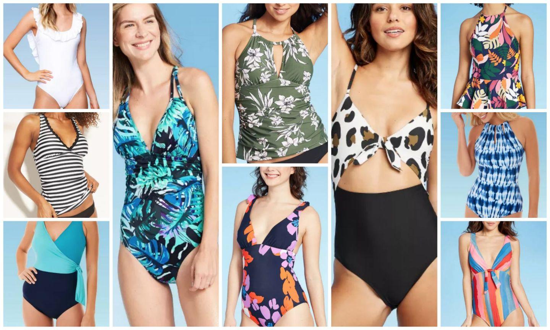 Target Bathing Suits Coast to Coast
