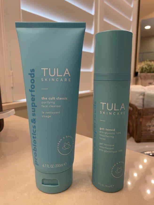Tula Cleanser & Toner
