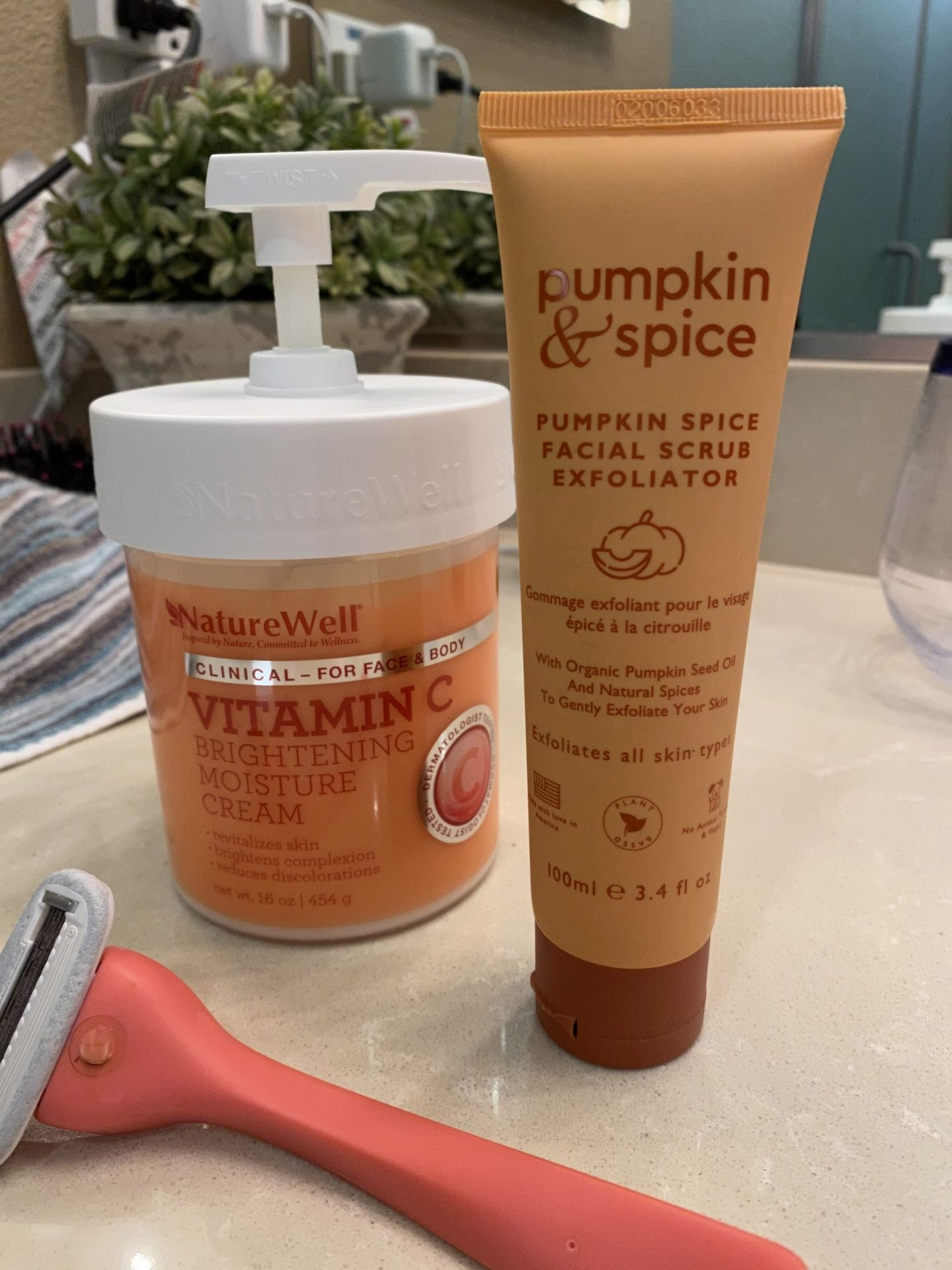 Pumpkin & Spice Exfoliator