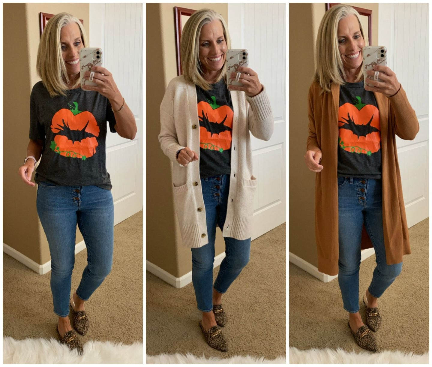 PUMPKIN LIPS TEE