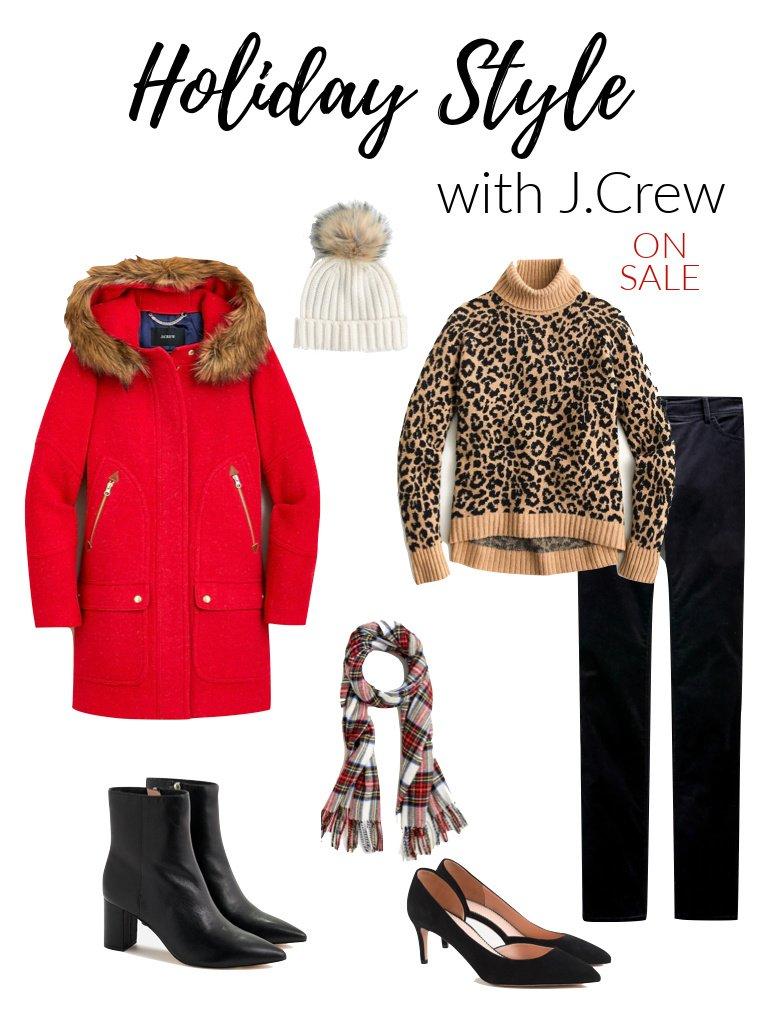 J.Crew Holiday Style