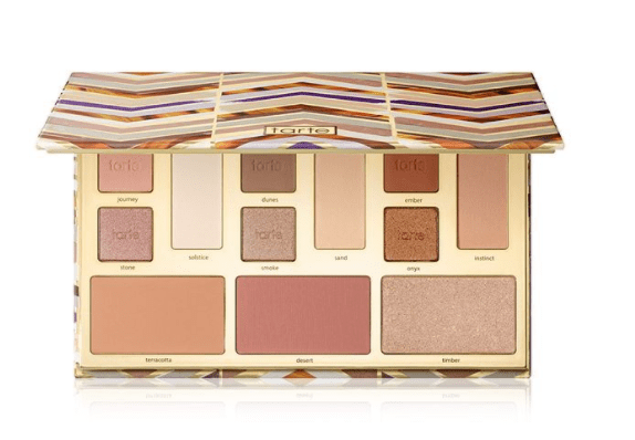 Tarte palette, November's Top sellers