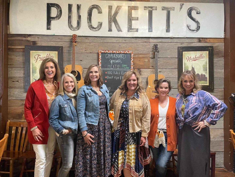 Puckett's Franklin, TN