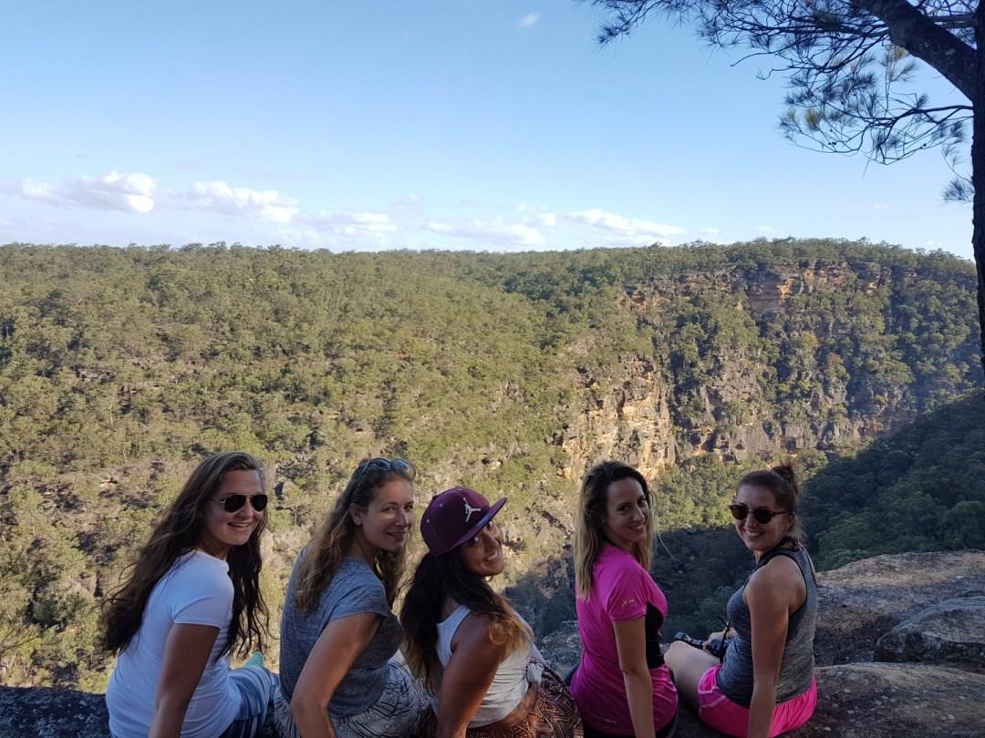 Blue Mountains Aussie Backpacker Tour