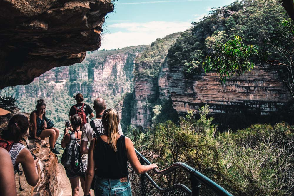 Blue Mountains Aussie Day Trip