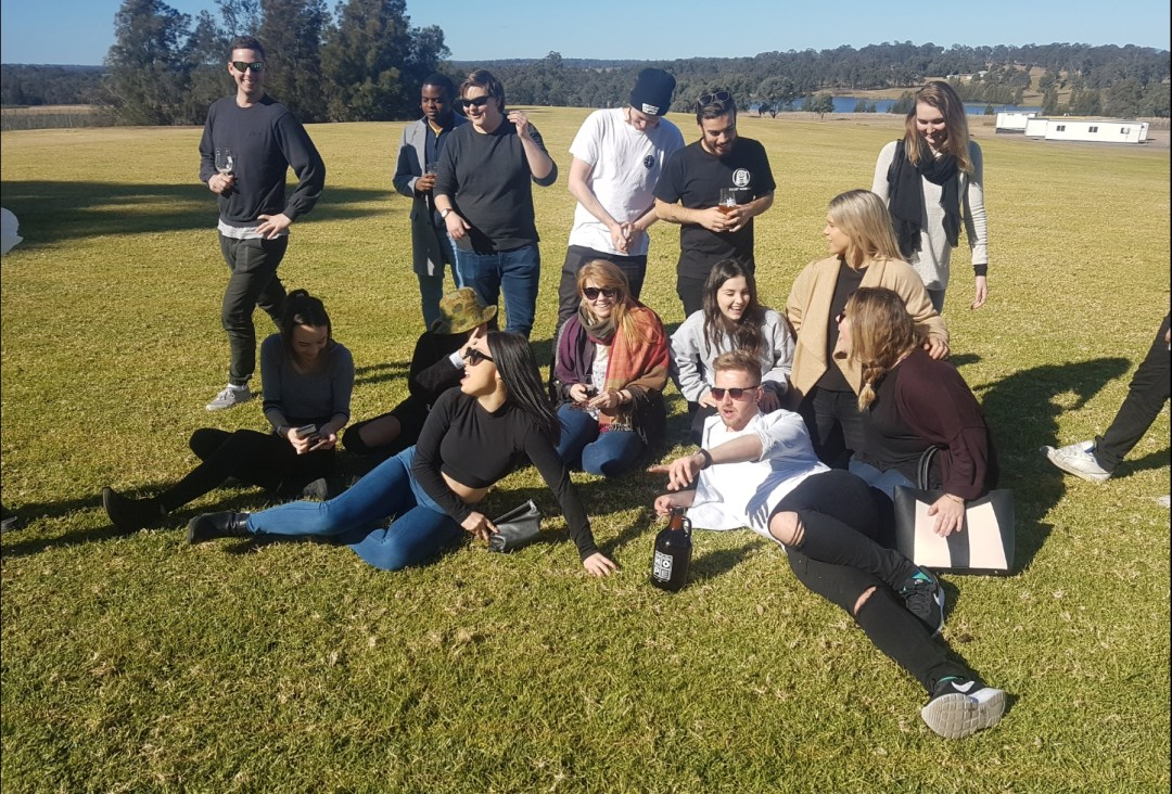 Hunter Valley Backpacker Wine Tour Day Trip from Sydney