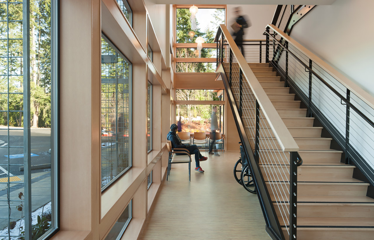 Harrison Medical Center  Coates Design Architects  Seattle Architects  Responsible Architecture