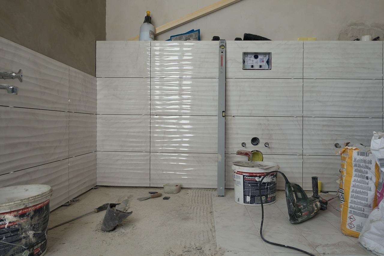 Badezimmer wasserdicht  Feuchtraumfarbe  Flssigfolie
