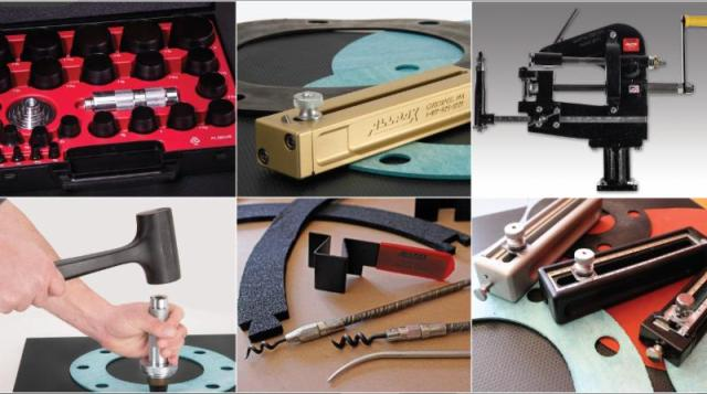 Range of Gasket cutters from Allpax