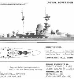 office of naval intelligence ship drawings and photos naval battleship diagram [ 1809 x 1111 Pixel ]