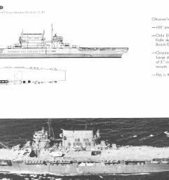 saratoga and lexington class fleet carriers  [ 1919 x 1102 Pixel ]