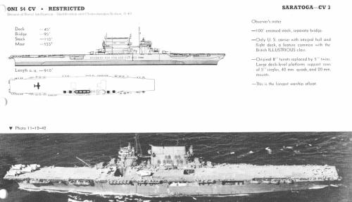small resolution of saratoga and lexington class fleet carriers