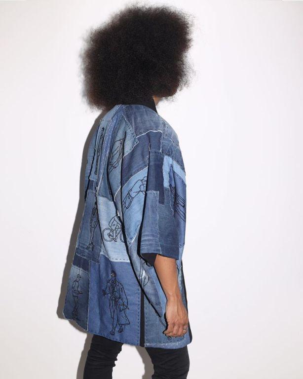 kimono model 1