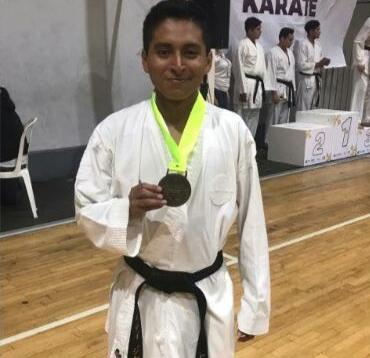 Karatekas 6