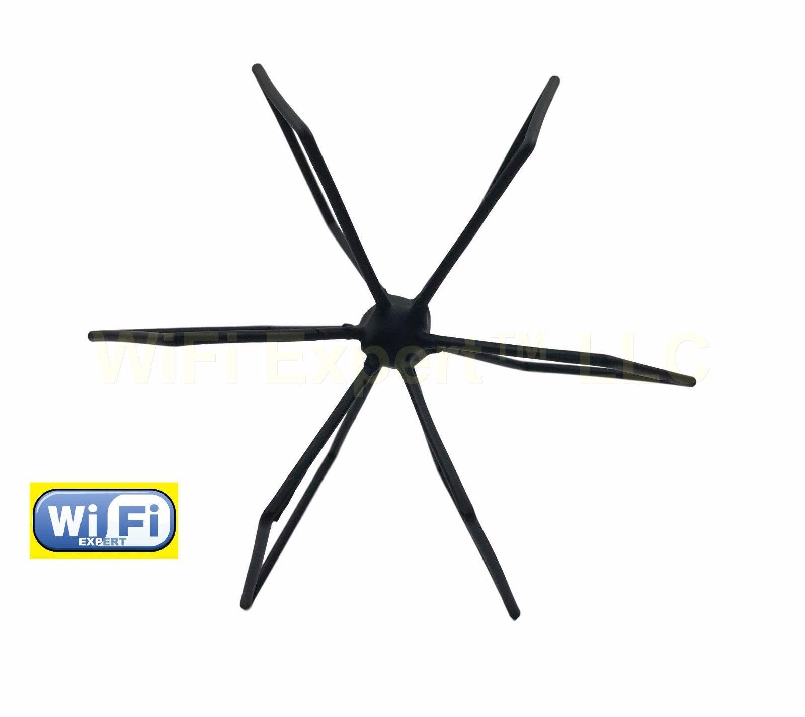 Wifi Antenna 2 4ghz Omni Triple Biquad Mach 4b Antenna For