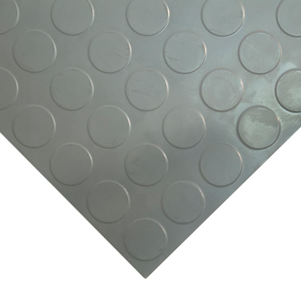 Studded Tile Rubber Tile Flooring  COBA Flooring