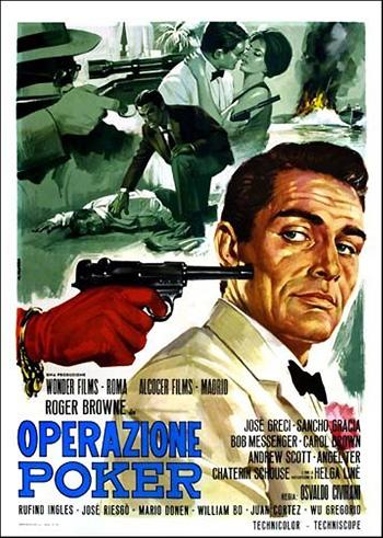 Operazione Poker, a Eurospy film