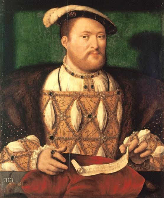 Henry VIII by Joos van Cleve
