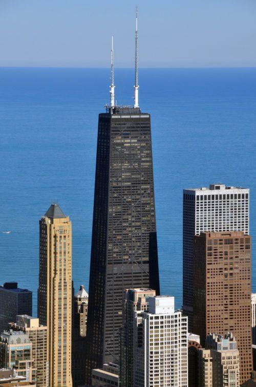 John Hancock Tower, Chicago