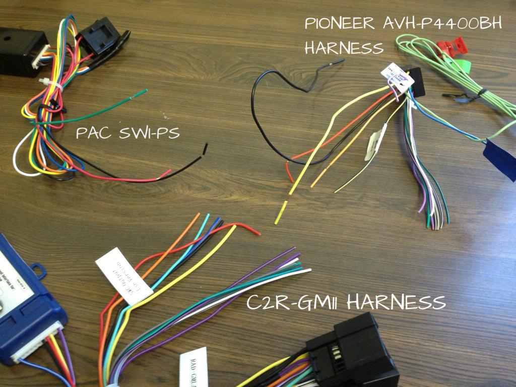 Cobalt Stereo Wiring Diagram