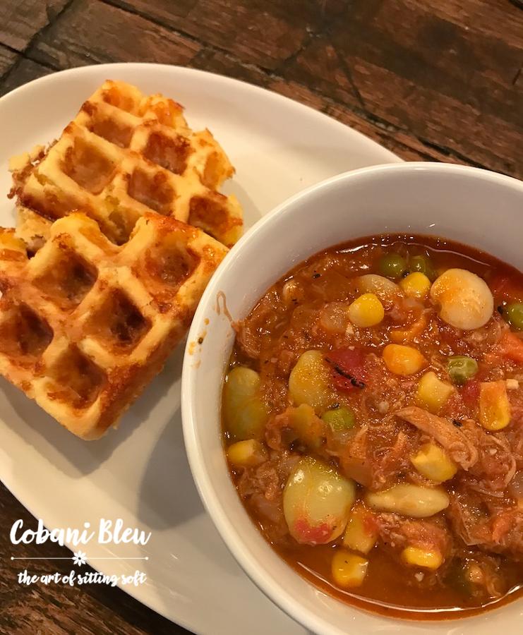 Brunswick Stew That's Super Easy & Delicious
