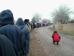 Ore 10,30 Saluto a Kobane