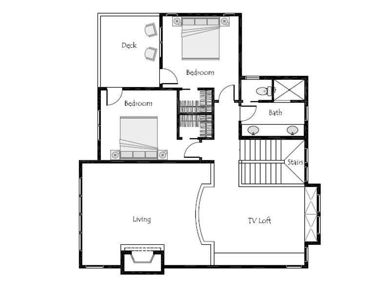 built by RD Building & Design, LLC, 61759 Hosmer Lake