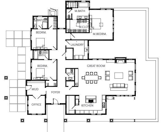 built by Boulevard Homes NW, LLC, 250 Good Pasture Loop