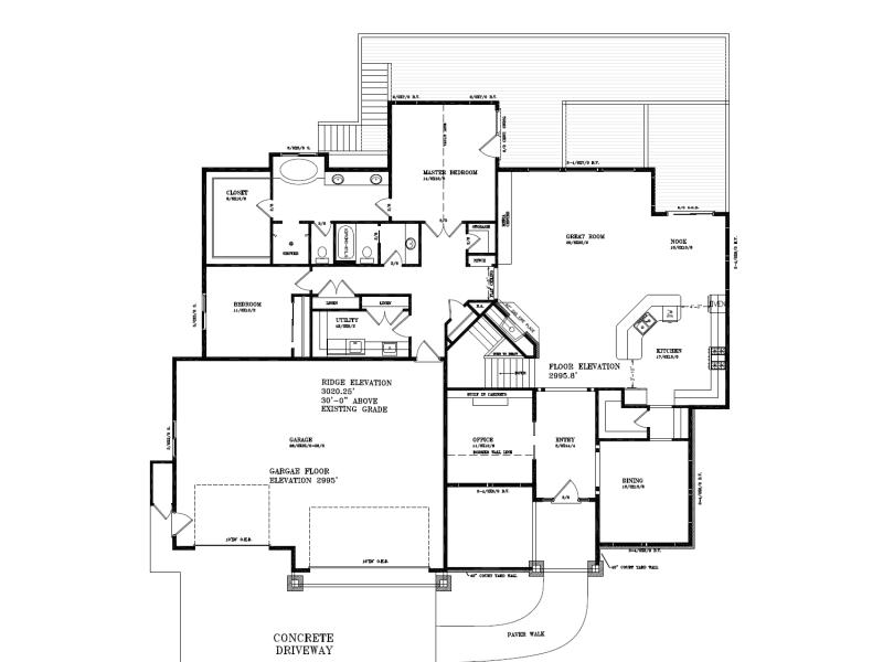 built by Makena Custom Homes, 2885 NW Perlette, Bend, Oregon