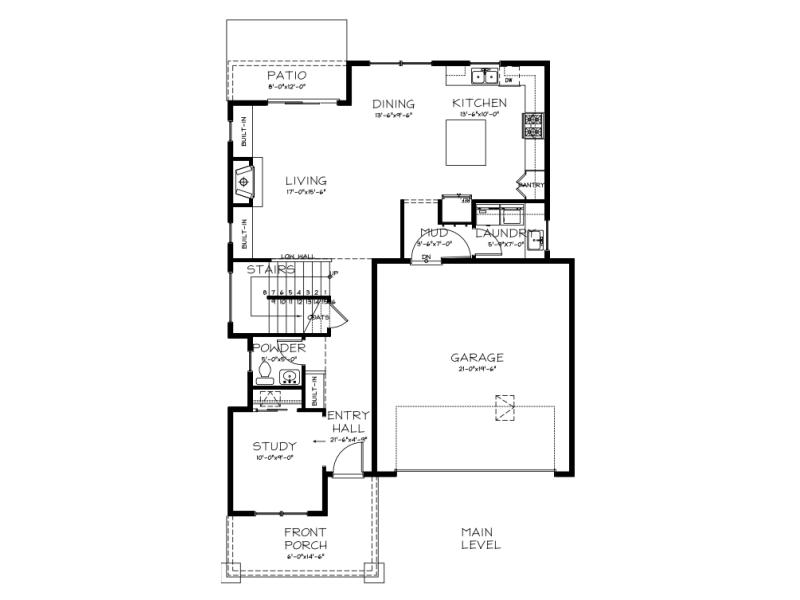 built by Woodhill Homes, 20790 SE Hollis Ln., Bend, Oregon