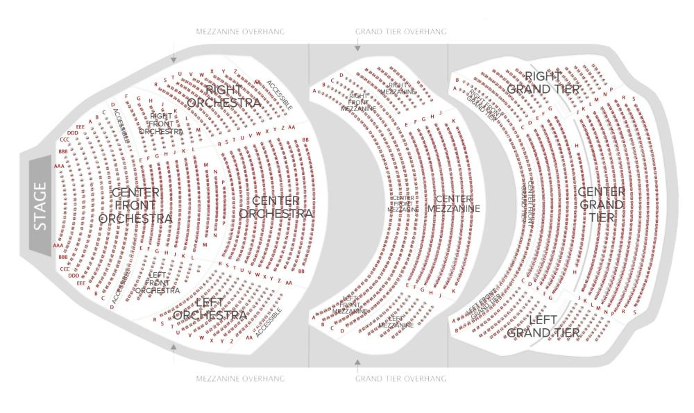 medium resolution of seating chart