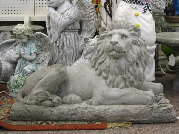 Lawn Ornaments Molds
