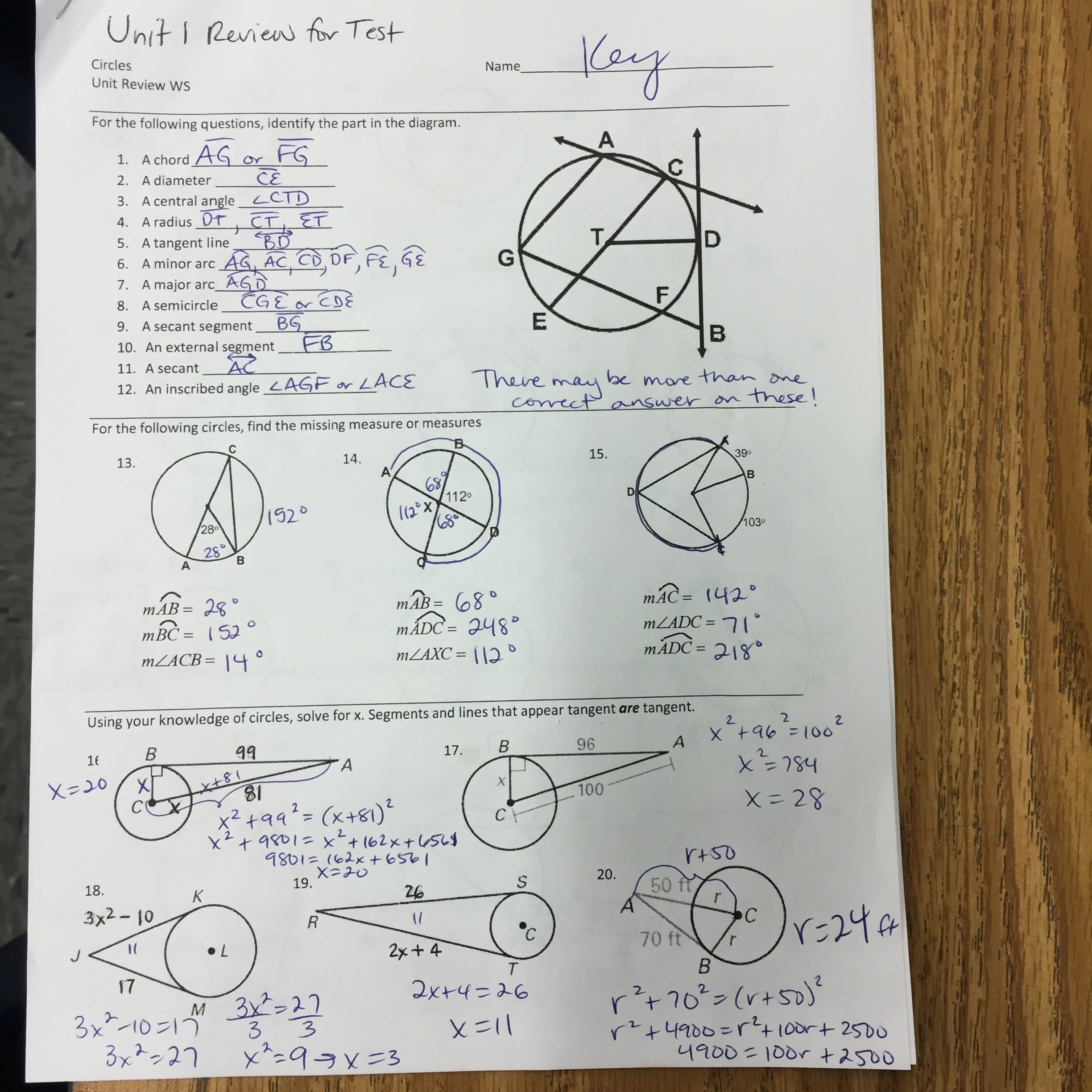 Accelerated Geometry Algebra Ii