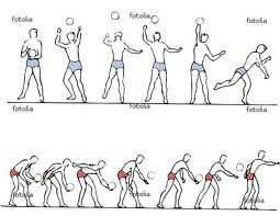 Foot Volleyball Underhand Serving Pictures to Pin on