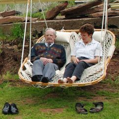 Swingasan Hanging Chair Bedroom Tub Hammock Reviews-casual Outdoor Furniture-cobble Mountain Co.