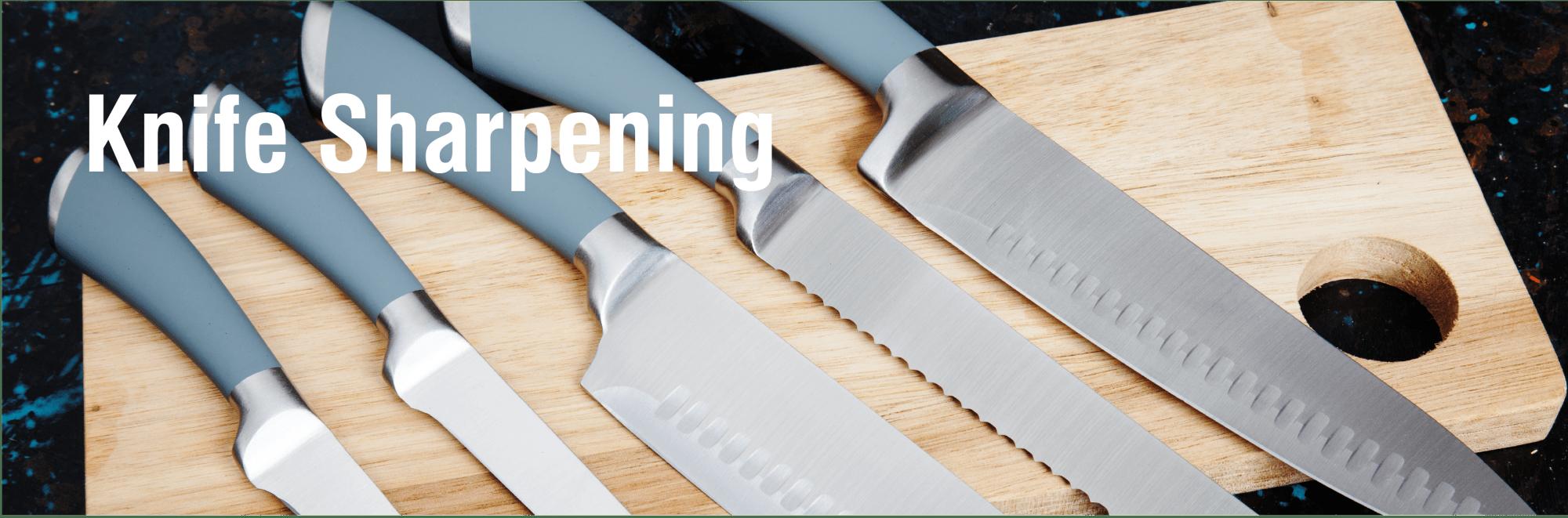 knife sharpening service, Bolton, Horwich, Chorley