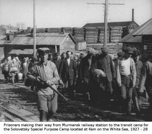 Soviet Political Prisoners