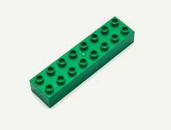 8X2 Sized Block x2