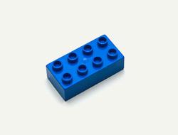 4X2 Sized Block x4