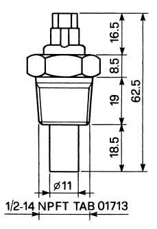 THERMOSTATS TEMPERATURE SWITCH SOCKET SUITABLE FOR PLUG 4