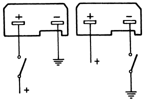 MODULATED AND INTERMITTENT ELECTRONIC BUZZER 12V DC