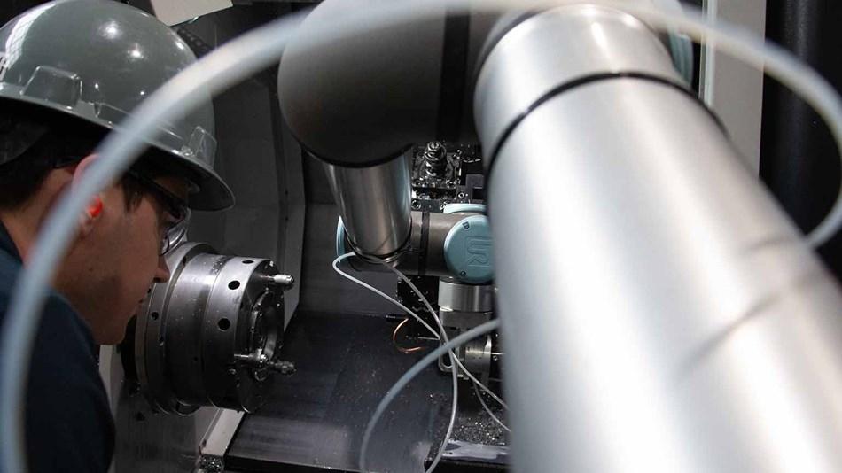 RCM Industries machine tending