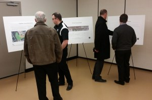 Mid Town Pond - Public Meeting