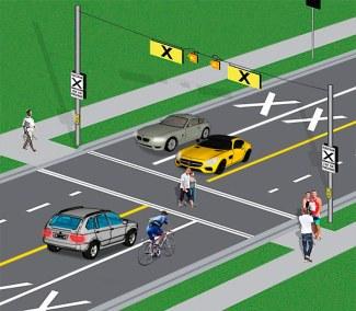 Pedestrian Crossover