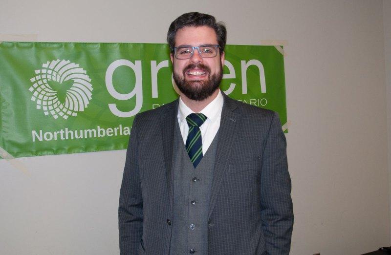 Green Party - Jeff Wheeldon