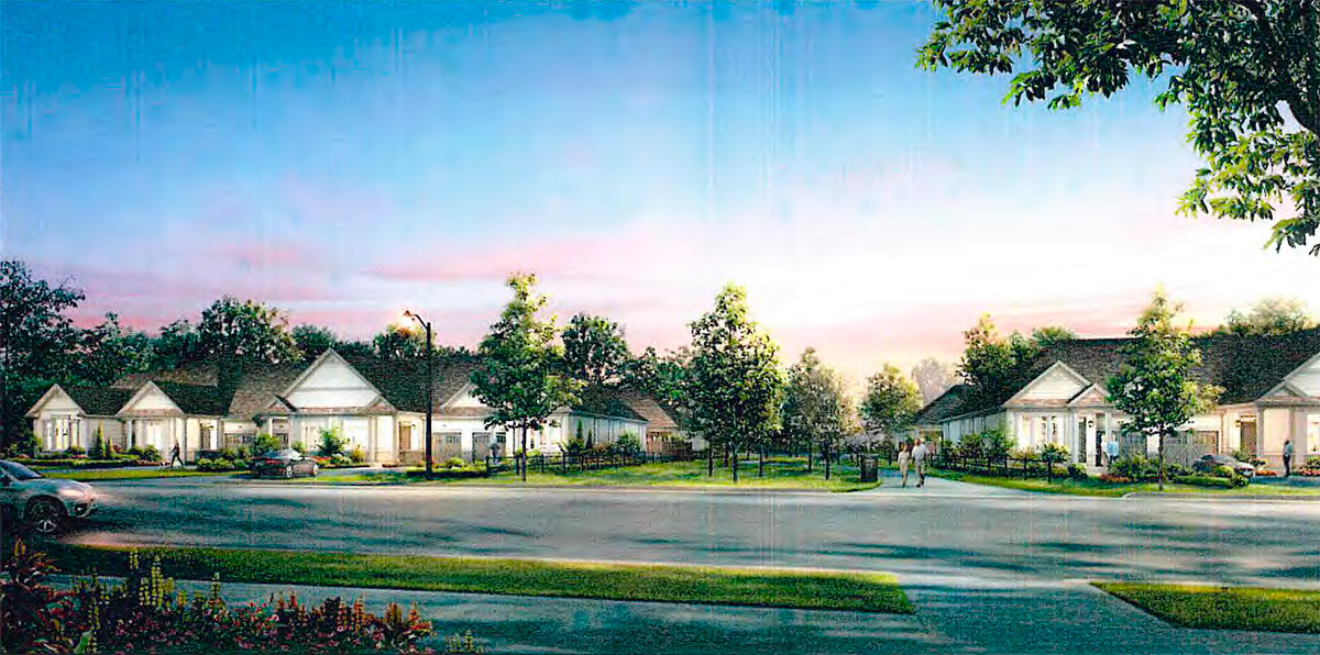 West Park Village Enclave - Houses