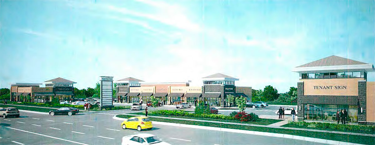West Park Village Enclave - Plaza