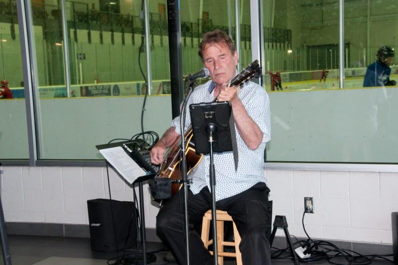 Entertainment at Tourism Launch