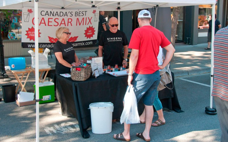 Food and Music Festival - Canada's Best Caesar Mix
