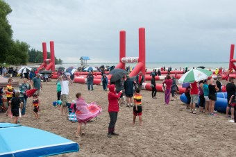 Rugby Beach Festival